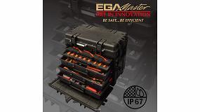Foto de Ega Master presenta las nuevas maletas Robust