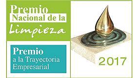Picture of Grupo Dino, premio nacional de limpieza