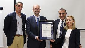 Foto de El Instituto de Investigación Sanitaria de la Fundación Jiménez Díaz recibe el certificado Aenor de Sistemas de Gestión de la I+D+i según la norma UNE 166002:2014
