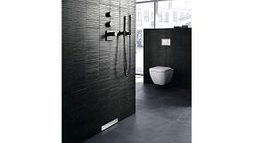 Foto de Soluciones Geberit para ganar en higiene en el baño