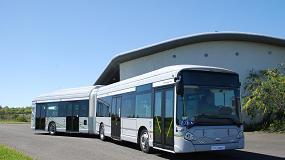 Foto de Área Metropolitana de Barcelona adjudica 44 autobuses híbridos a Iveco España