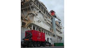 Foto de Himoinsa suministra varios grupos electrógenos para el mantenimiento de plataformas petrolíferas