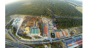 Foto de La empresa segoviana Pallet Tama obtiene la certificación Biomasud para astillas de calidad