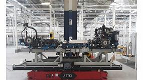 Foto de Telefónica y ASTI Mobile Robotics se unen para acelerar con el IoT la digitalización de entornos industriales