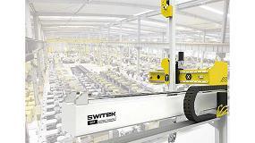 Foto de Los robots Switek equipan las inyectoras Borche