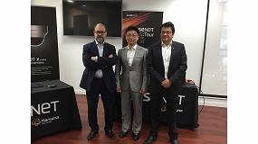 Foto de Hanwha Techwin detalla sus últimos lanzamientos e innovaciones en su Wisenet Solutions Tour 2018
