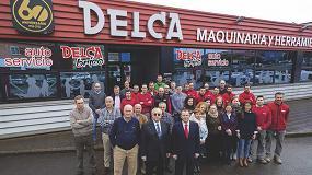 Foto de Almacenes Delca celebra sus 60º Aniversario en el sector del suministro industrial