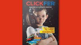Picture of Clickfer publica su segundo folleto de primavera 'Sabemos que siempre lo llevaste dentro'