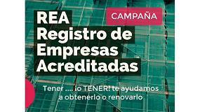 Foto de Anerr lanza la campaña REA al sector de la rehabilitación y la reforma