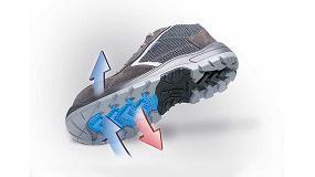 Foto de La tecnología Oxígeno de Panter evita la sudoración del pie