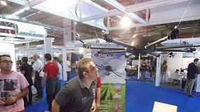 Foto de Feria de Zaragoza subraya su apuesta por el sector de los drones
