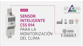 Foto de Sensor inteligente para la monitorización del clima de Setgo