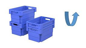 Foto de Bito da un giro a los sistemas de almacenamiento con su contenedor 'U-Turn'