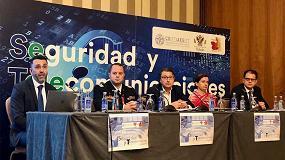 Foto de Aecra participa en el III Congreso de Seguridad y Telecomunicaciones en Toledo