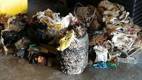 Foto de RepescaPlas: resultados de las primeras caracterizaciones de residuos retirados en los puertos de Valencia y Galicia