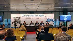 Foto de Matelec y Afme organizan una jornada sobre la transformación digital