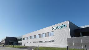 Foto de Kubota abrirá en Francia un nuevo centro europeo de I+D para tractores