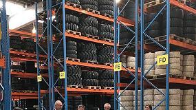 Foto de Trelleborg inaugura en Bélgica su nuevo centro logístico europeo