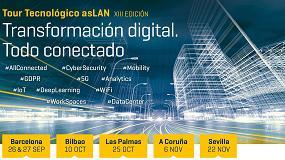 Foto de El 'Tour Tecnológico Aslan' comienza en septiembre en Barcelona