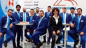 Foto de Gran éxito en la participación de la firma Josep Muntal en la BIEMH 2018