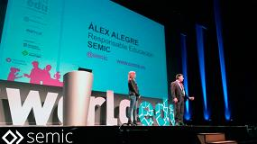 Foto de SEMIC participa del 10º aniversario del ITworldEdu