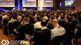 Foto de SEMIC presente en el congreso SAP