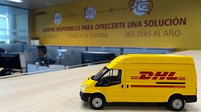 Foto de DHL Parcel traslada su oficina en Madrid para abordar su crecimiento