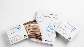 Foto de Cantisa dispone de cantos para la gama Global Collection de Kronospan