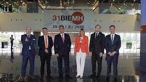 Foto de BIEMH marca de nuevo el paso de la industria tras su última edición