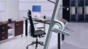Foto de Soluciones Hoppe para puertas de cristal