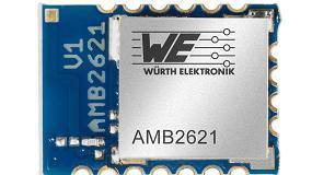 Foto de Nuevo firmware para el módulo Bluetooth Low Energy AMB2621-TR
