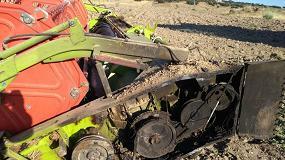 Foto de Extremadura señala a la maquinaria agrícola como principal causante de los incendios de la campaña actual