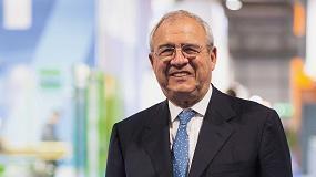 Foto de Michele Gusti, nuevo presidente de Gimav