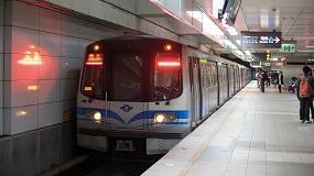 Foto de Siemens suministrará nueva tecnología ferroviaria para el metro de Taiwán