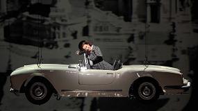 Foto de Massivit 3D imprime el coche clásico protagonista en el escenario de La Scala