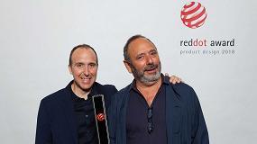 Foto de Simón obtiene 2 premios Reddot 2018, mientras su marca de iluminación técnica Fluvia recibe un Reddot Best of the Best