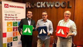 Foto de Rockwool se une a la transformación del sector de la edificación con Rebuild 2018