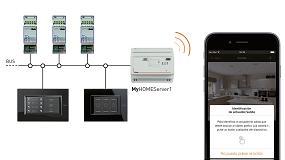 Foto de Legrand Group presenta MyHome_Up, una aplicación que controla y personaliza todas las funciones domóticas del hogar