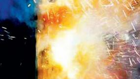 Foto de Riesgo térmico producido por arco eléctrico