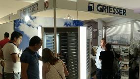 Foto de Griesser responde en EdiFica a las necesidades de los ECCN en materia de protección solar