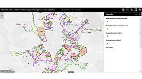 Foto de Madrid lanza mapas inteligentes para involucrar a los madrileños en sus 375 actuaciones de regeneración urbana