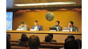 Foto de Jornada sobre 'Bibliotecas de objetos BIM en la industria de fachadas y ventanas de España'