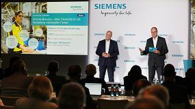 Foto de Siemens apuesta por la transformación digital de la industria de procesos con Digital Enterprise