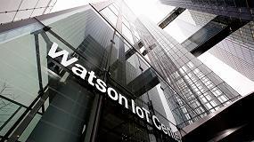 Foto de IBM Watson IoT acelera la transformación empresarial en Europa