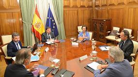 Foto de Fepex traslada al ministro y a la secretaria de Estado de Comercio los principales desafíos del sector hortofrutícola