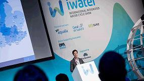 Foto de La International Water Association renueva su compromiso de colaboración con Iwater