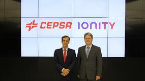 Foto de Cepsa instalará en España y Portugal hasta 100 puntos de recarga ultrarrápida de Ionity