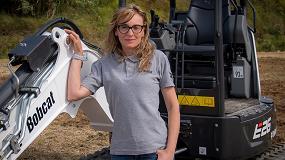 Picture of Entrevista a Francesca Biagini, responsable de los implementos Bobcat para el Sur y Este de Europa, Turquía e Israel