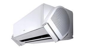 Foto de Split de pared Inverter de Fujitsu: óptimo rendimiento, mínimo consumo energético y desinfecta el ambiente