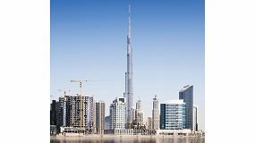Foto de Tremco Illbruck equipa el Burj Khalifa